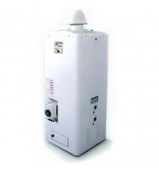 آبگرمکن گازی یخچالی زودجوش الکترواستیل GH50GY