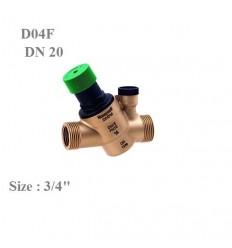 شیر فشار شکن بدون فیلتر هانیول مدل D04F-3/4