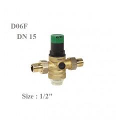 شیر فشار شکن فیلتردار هانیول مدل D06F-1/2