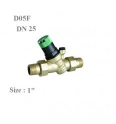 شیر فشار شکن بدون فیلتر هانیول مدل D05F-1