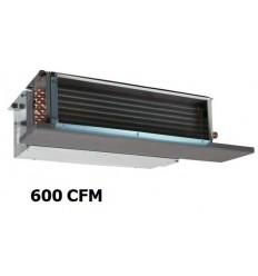 فن کویل سقفی توکار تک سارال مدل 600 CFM