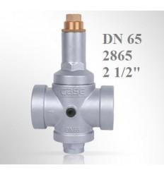 """شیر فشار شکن بدنه بزرگ فنری CS CASE مدل 2865 سایز """"1/2 2"""
