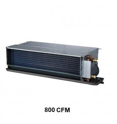 فن کویل سقفی توکار جی پلاس فشار پایین GFU-LC800G30