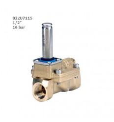 """شیر برقی دوراهه """"1/2 دانفوس مدل 032U7115"""