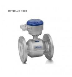 فلومتر الکترومغناطیسی کرونه مدل OPTIFLUX 4000