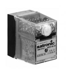 رله ساترونیک مشعل دوگانه سوز MMI 810.1