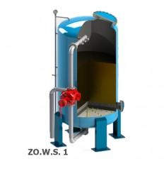 سختی گیر رزینی زلال ایران مدل ZO.W.S 1