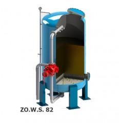 سختی گیر رزینی زلال ایران مدل ZO.W.S 82
