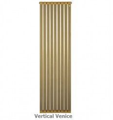 رادیاتور آلومینیومی آنیت مدل ونیز ورتیکال طلایی