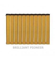 رادیاتور آلومینیومی 11 پره آنیت مدل برلیان پایونیر طلایی