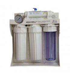 دستگاه تصفیه آب 6 مرحله ای آکواول