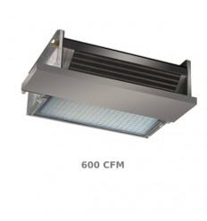 فن کویل سقفی توکار مل تک مدل 730
