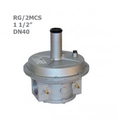 """رگلاتور گازی ماداس دنده ای سایز """"1/2 1 مدل RG/2MCS"""