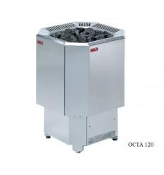 هیتر برقی سونای خشک هلو HELO مدل OCTA120