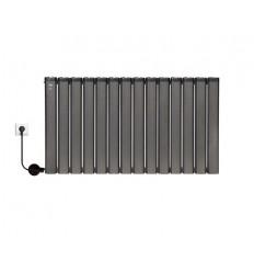 رادیاتور برقی 14 پره آنیت مدل برلیان پایونیر مشکی