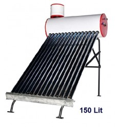 آبگرمکن خورشیدی ایلسان فلوتری 150 لیتری