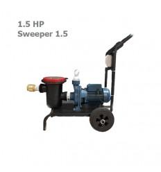 جاروی استخر نیمه اتوماتیک دماتجهیز 1.5 اسب رگال مدل sweeper1.5