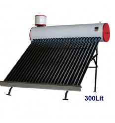 آبگرمکن خورشیدی ایلسان فلوتری 300 لیتری
