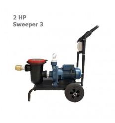 جاروی استخر نیمه اتوماتیک دماتجهیز 2 اسب رگال مدل sweeper3