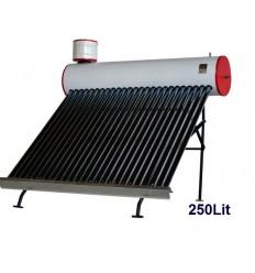 آبگرمکن خورشیدی ایلسان فلوتری 250 لیتری