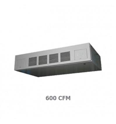فن کویل سقفی کابین دار ساران مدل SRFC-600