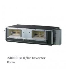 داکت اسپلیت اینورتر ال جی مدل AB-W24GM1T1