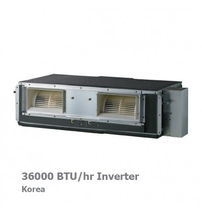 داکت اسپلیت اینورتر ال جی مدل AB-W36GM3