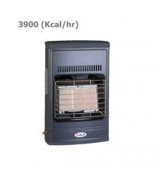 بخاری گازی آبسال مدل 437F فن دار