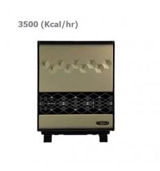 بخاری گازی نیک کالا مدل آذر MC24