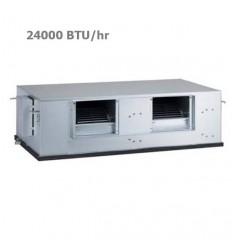 داکت اسپلیت ایران رادیاتور مدل IAC-24CH/DUCT/A