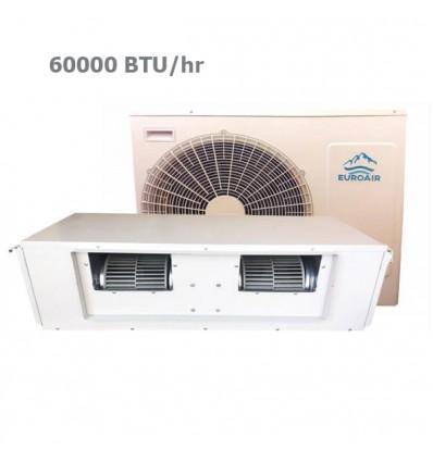 داکت اسپلیت سرد یورو ایر مدل EADS-60P3Q1S