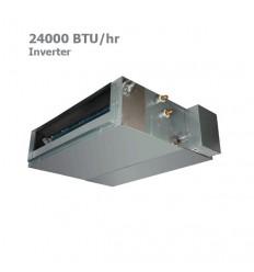 داکت اسپلیت سقفی اینورتر هایسنس مدل HID-24