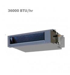 داکت اسپلیت سرد تراست TTST1-36CT3