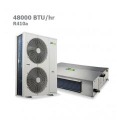 داکت اسپلیت گرین R410a معتدل GDS-48P3T1A