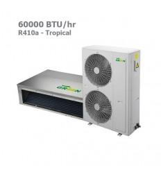 داکت اسپلیت گرین R410a حاره ای GDS-60P3T1/A