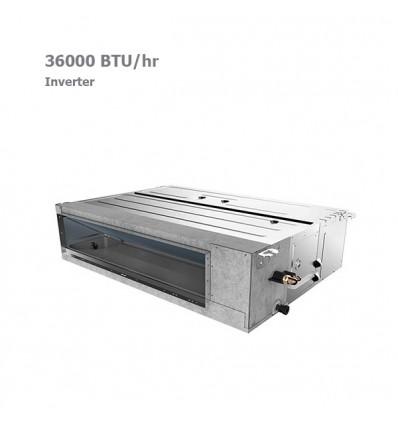 داکت اسپلیت اینورتر آکس مدل ALMD-H36/4DR1D