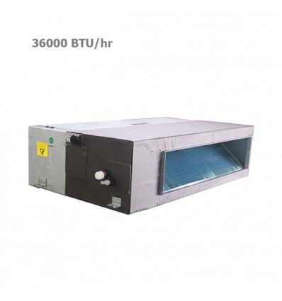 داکت اسپلیت آکس مدل ALTMD-H36/4R1AL