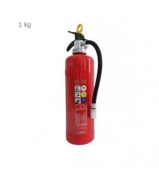 کپسول آتشنشانی پودر و گاز 1 کیلویی خودروئی پیشگام