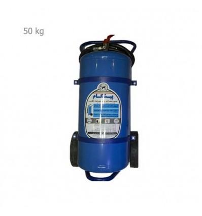 کپسول آتشنشانی آب و گاز 50 کیلویی پیشگام