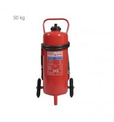کپسول پودروگاز 50 کیلویی تحت فشار چرخدار پیشرو