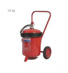 کپسول پودر و گاز 25 کیلویی تحت فشار چرخدار پیشرو