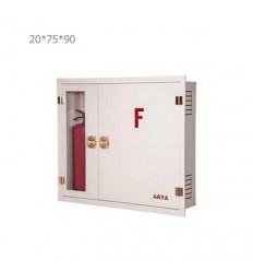 جعبه آتش نشانی آریا کوپلینگ - توکار- دوقلو
