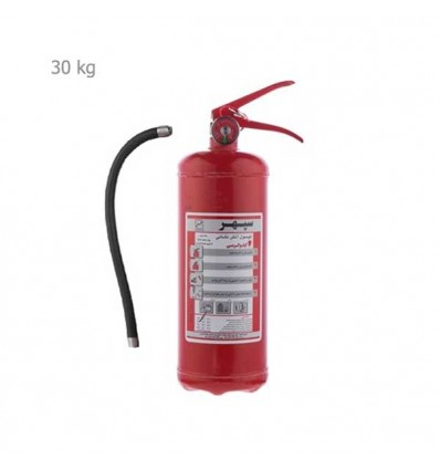 کپسول 30co  کیلو گرمی چرخدار (سپهر)