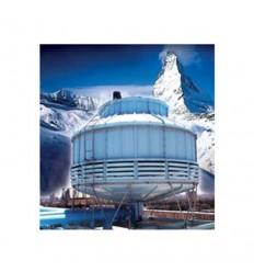 برج خنک کننده فايبر گلاس سبلان تهویه - (کانترفلو)
