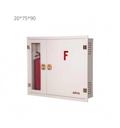 جعبه آتش نشانی آریا کوپلینگ - توکار / روکار - دوقلو