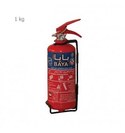 کپسول آتشنشانی پودر و گاز بایاسیلندر - 1kg