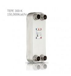 مبدل حرارتی صفحه ای کائوری سری K مدل TEP-300