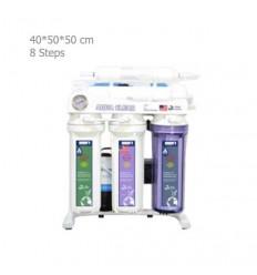 دستگاه تصفیه آب 8 مرحله ای آکواکلیر