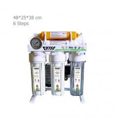 دستگاه تصفیه آب 6 مرحله ای وتک