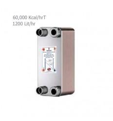 Hepaco Plate Heat Exchanger HP-120